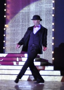 Cyr Wheel - Dance Act