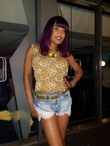 Zeena Banks - Female Singer