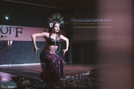 Bianca Darkwoods - Belly Dancer