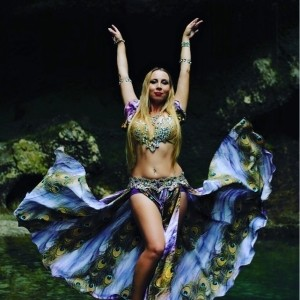 Xena - belly dancer in UAE - Belly Dancer
