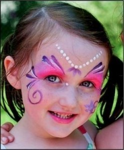 DazzleDay Face Painters image
