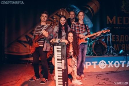 Valeriya Rudyaka - Cover Band