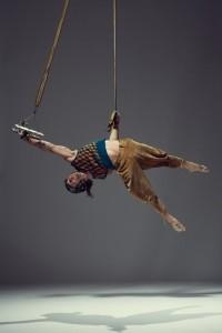 August - Aerialist / Acrobat