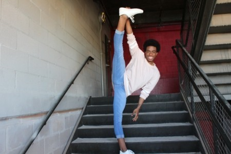 Tyree - Male Dancer