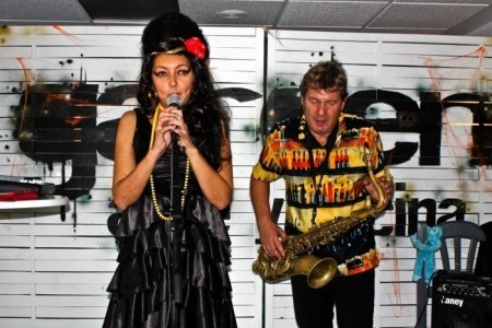 Rocio Starry - Amy Winehouse Tribute - Amy Winehouse Tribute Act