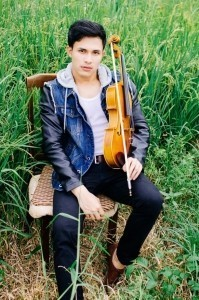 Micah James Cervera Sanchez - Violinist