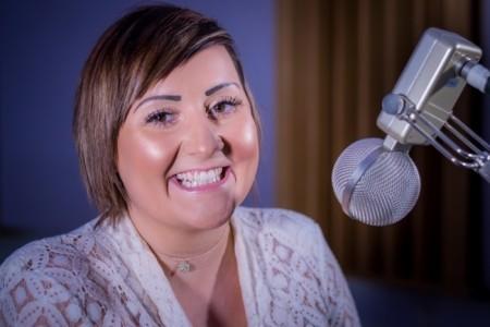 Kathryn Hirons  - Female Singer