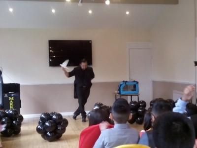 Markhele Magician - Stage Illusionist