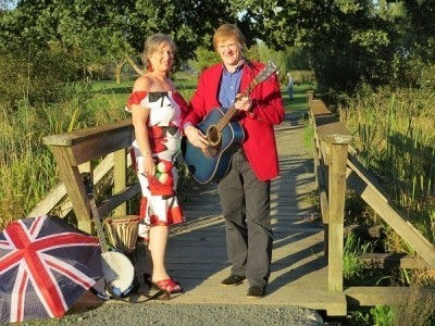 Chris and Karen Rewind, Specialty act, A trip down memory Lane  - Duo