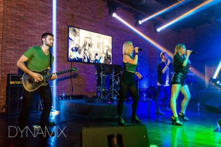 DYNAMIX - Cover Band