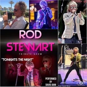 David John - Rod Stewart Tribute Act