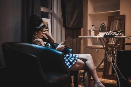 Emma Wright - Amy Winehouse Tribute Act
