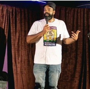 Carl Burrell - Clean Stand Up Comedian