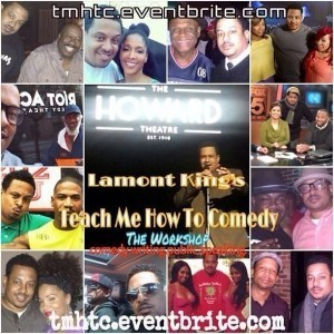 Lamont King (Lazee Lamont) - Clean Stand Up Comedian
