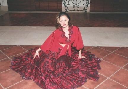 Thuraya - Belly Dancer