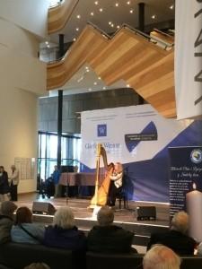 Glenda Clwyd Harpist - Harpist