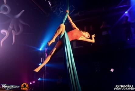 Jennifer Ranalli - Circus Performer