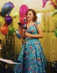 Brooke Rampersaud - Wedding Singer