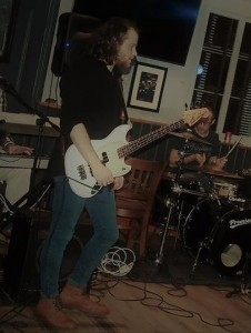 Jack - bassist - Cover Band