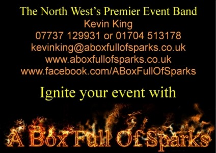 A Box Full Of Sparks image
