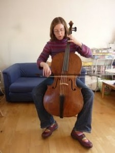 Amelie Addison - Cellist