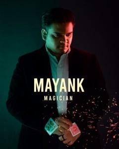 Magician Mayank - Close-up Magician