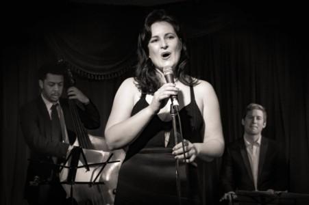 The fabulous ~ MISS KERRI LAYTON! - Jazz Singer
