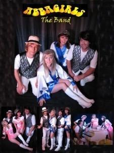 Abba Girls Band/Duo - Abba Tribute Band