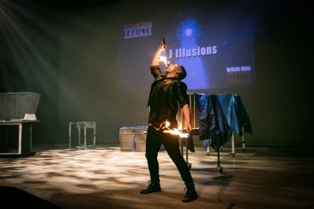 CJ Illusions  - Stage Illusionist