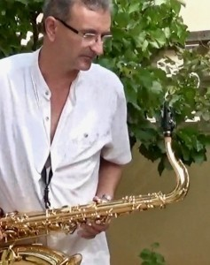 Baltasar Camps Lafuente - Saxophonist