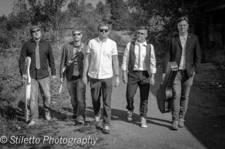 The Flaming Hearts Band - Cover Band