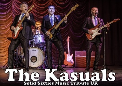 The Kasuals Solid Sixties Music Tribute UK - 60s Tribute Band