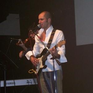 Paolo Coruzzi - Guitar Singer