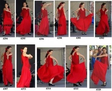 Honey La Mielita - Flamenco Dancer
