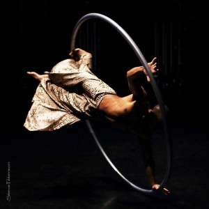 Nicholas Hodge - Cyr Wheel Act