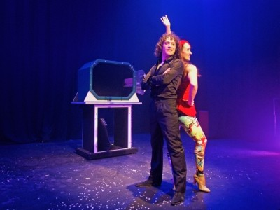 Ed Masters - Other Magic & Illusion Act