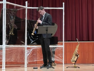 John Pfeiffer - Saxophonist