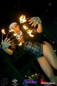Clio Palma - Female Dancer