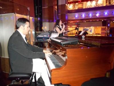 Anthony Panebianco & Federica Comis  - Duo