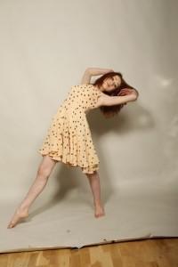 Elizabeth Phillips - Female Dancer