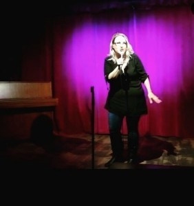 Heather Bryson-Banks - Adult Stand Up Comedian