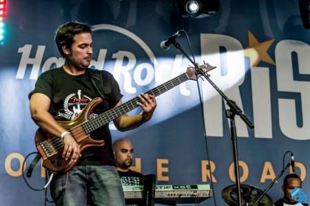 Carlos Maeso - Bass Guitarist