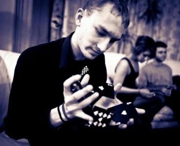 Ash Hughes Magic - Close-up Magician
