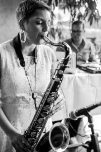 Hanna Marchand - Saxophonist