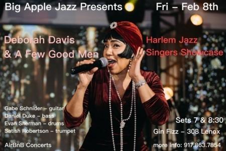 Deborah Davis  - Jazz Singer
