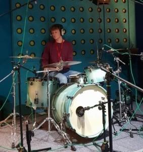 Joey Robbins - Drummer