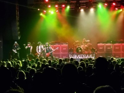 Lovedrive Scorpions Tribute  - 80s Tribute Band