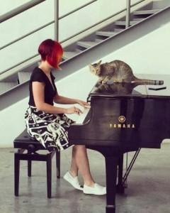 zoranaism - Pianist / Singer