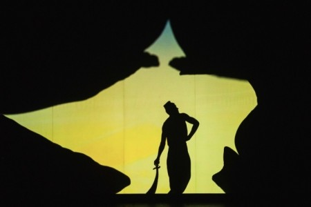 Shadow Theatre  - Hand Shadow Act