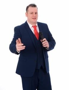 Ross Presto - Comedy and Magic - Comedy Cabaret Magician